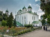 Киев. Флоровский монастырь