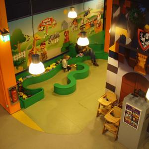 Развлекательный центр Legoland Discovery
