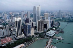 В этом году Сингапур посетило рекордное число туристов из России