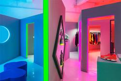 В центре Нью-Йорка открылся первый pop-up бутик Nike