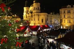 Европа начала готовиться к Рождеству