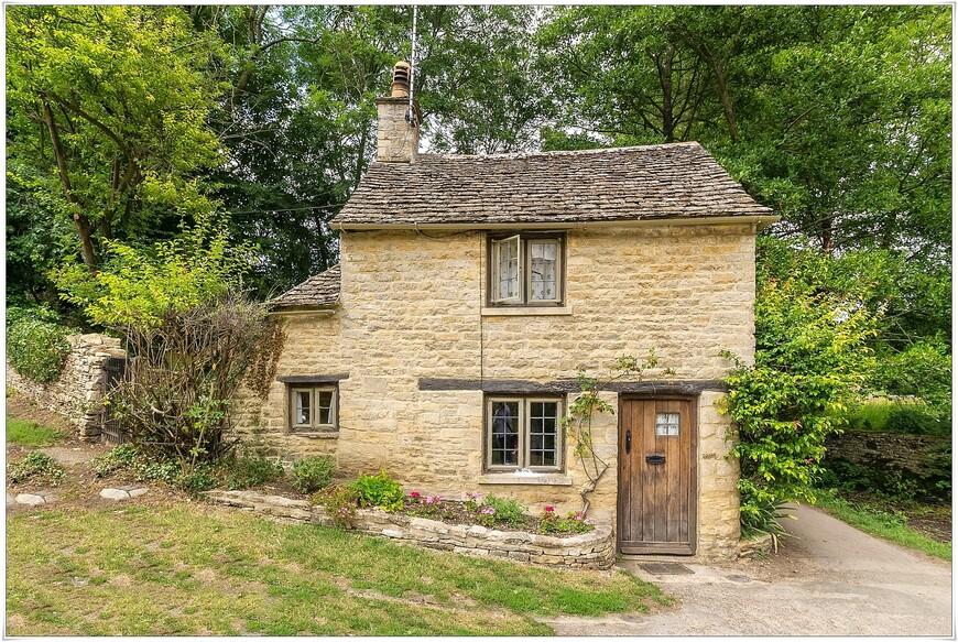 Улочки именно этой традиционной английской деревушки можно увидеть в фильмах о мисс Марпл.