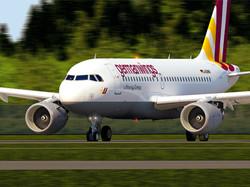 Пилоты Germanwings проведут забастовку во всех аэропортах Германии