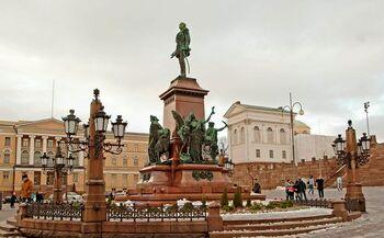 Экскурсионные туры в Финляндию