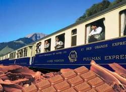Швейцария приглашает в «шоколадное путешествие»