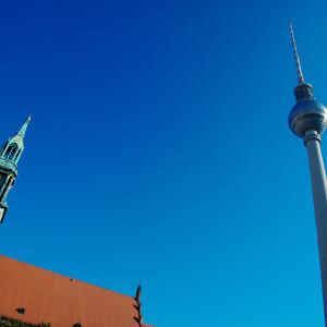 Берлин проездом
