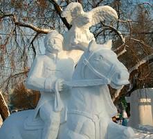 В Чехии пройдет фестиваль снежных скульптур