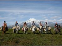 Конный поход к Ичинскому вулкану