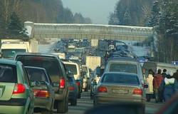 На границе с Финляндией под Новый Год ожидаются рекордные пробки