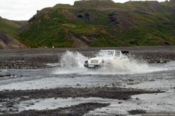 Особенности передвижения по Исландии
