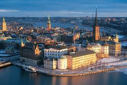 Въезд в центр Стокгольма для иностранцев станет платным