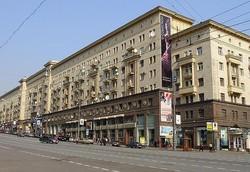 Из Тверской улицы в Москве сделают аналог Пятой авеню