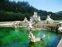 Королевский дворец и парк Казерты (Италия)