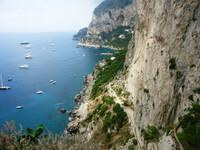 Самостоятельно на остров Капри (Италия)