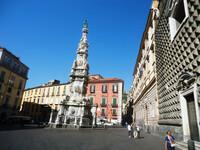 Пешком по Неаполю - маршрут 2-го дня.