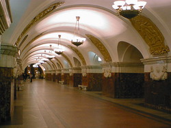 Московский метрополитен создает виртуальные туры по подземке