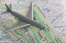 За ноябрь авиабилеты из России за границу подорожали на 17 процентов