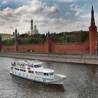Прогулочные теплоходы Москвы изменят свой внешний вид