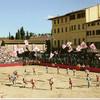 Средневековый футбол возле Санта Кроче