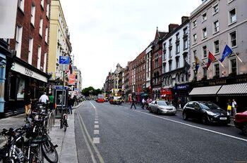 Шоппинг в Дублине