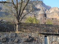 Монастыри и церкви Армении. Монастырь Гегард