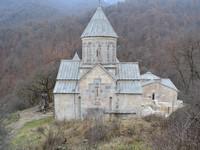 Армения. Монастырь Агарцин  и… «Мимино»