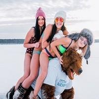 Сибирячки раздеваются для привлечения туристов в регион