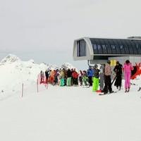 Число туристов на горнолыжных курортах Сочи ограничат по решению властей