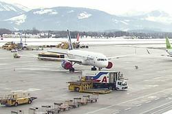 Самолет авиакомпании «Якутия» задержан в аэропорту Зальцбурга