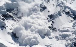 Опасность схода лавин сохраняется в горных районах Северного Кавказа до конца недели