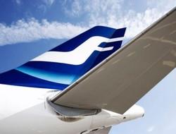 Finnair приостанавливает полеты в три российских города