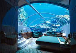 На Фиджи открылся подводный отель