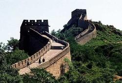 Великую китайскую стену изготовили из… шоколада!