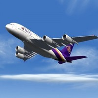 Thai Airways рассматривает возможность закрытия маршрута Бангкок – Москва