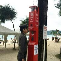 На Пхукете устанавливают «тревожные кнопки» для туристов