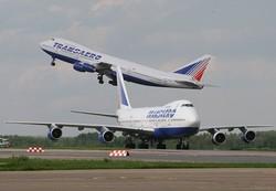 «Трансаэро» открыла новый рейс Москва – Дели