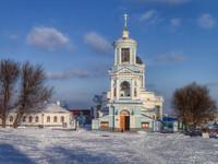 Воронеж - самобытный город России.