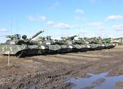 В Хорватии туристов покатают на танках