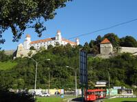 Братислава — красавица на Дунае!