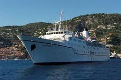 С апреля между Крымом и Турцией начнет курсировать круизный лайнер
