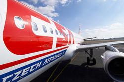 Авиакомпания «CSA Czech Airlines» продает недорогие билеты из России в Европу