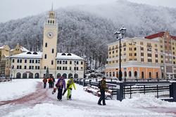 Из Краснодара пустят чартерный поезд до Красной Поляны
