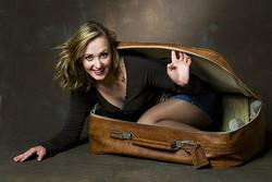 Француз пытался перевезти жену-россиянку в чемодане через границу