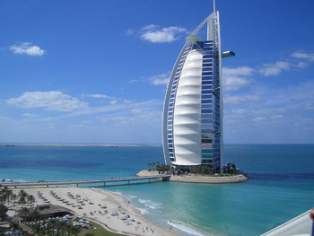 Дубай – жемчужина Ближнего Востока.