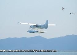 До отеля в Греции можно будет добраться на самолете