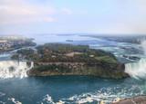 Ниагарский водопад. Канада - США.