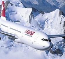 Авиакомпания «SWISS» объявила о повышении топливных сборов