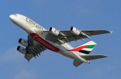 «Эмирейтс» будет летать в Саудовскую Аравию на «Airbus A380»