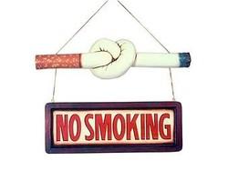 За курение в ОАЭ грозит тюремное заключение