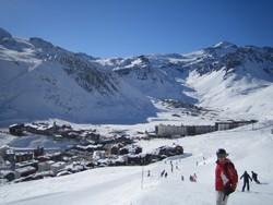 Французский горнолыжный курорт дарит бесплатное проживание
